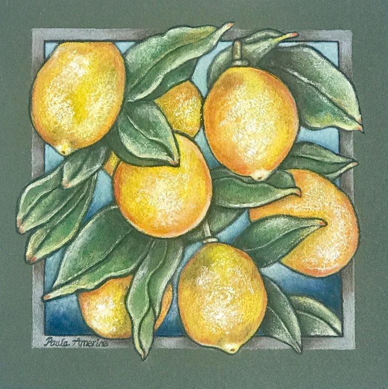 Squared Meyer Lemons